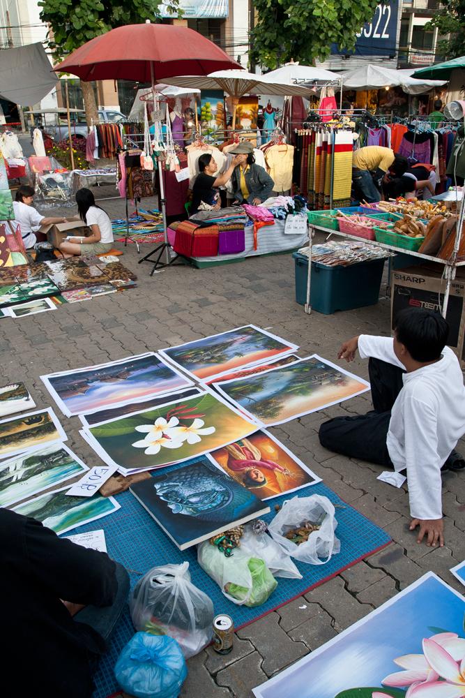 Mercado-de-Chiang-Mai
