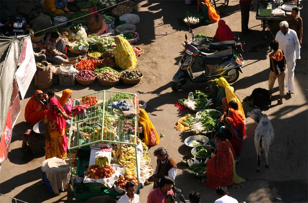 Mercado-matutino