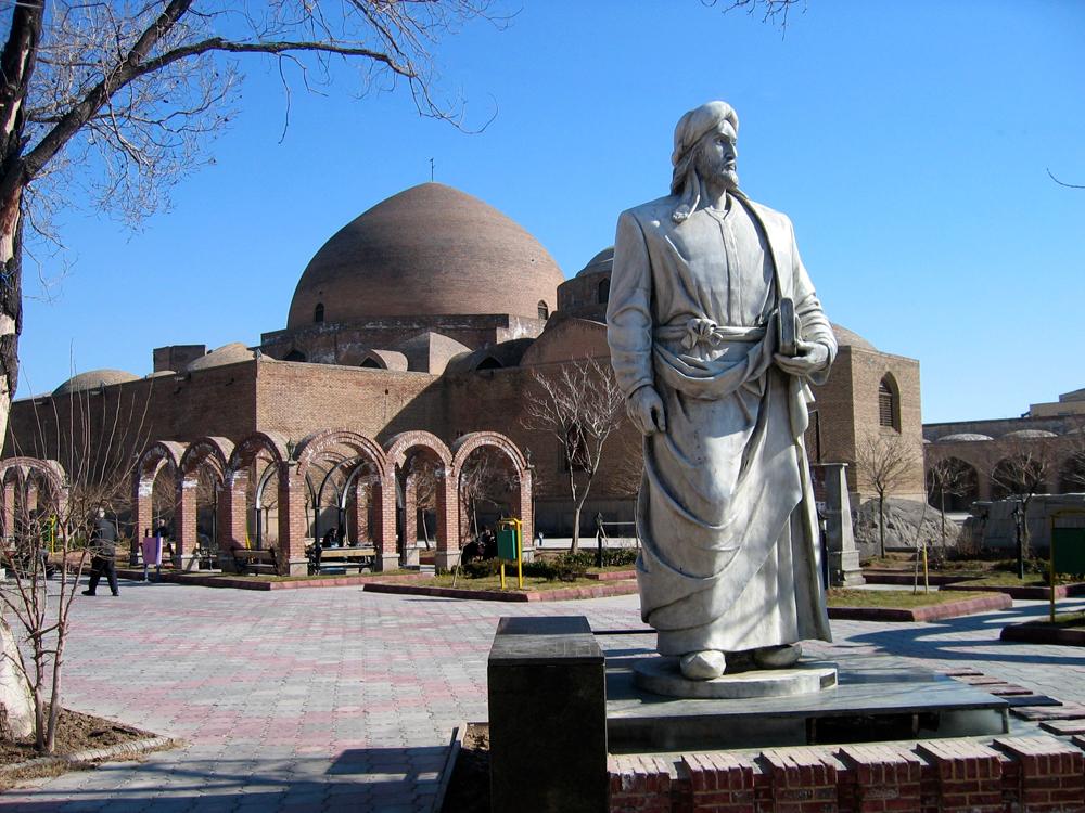 Mezquita-Azul-de-Tabriz