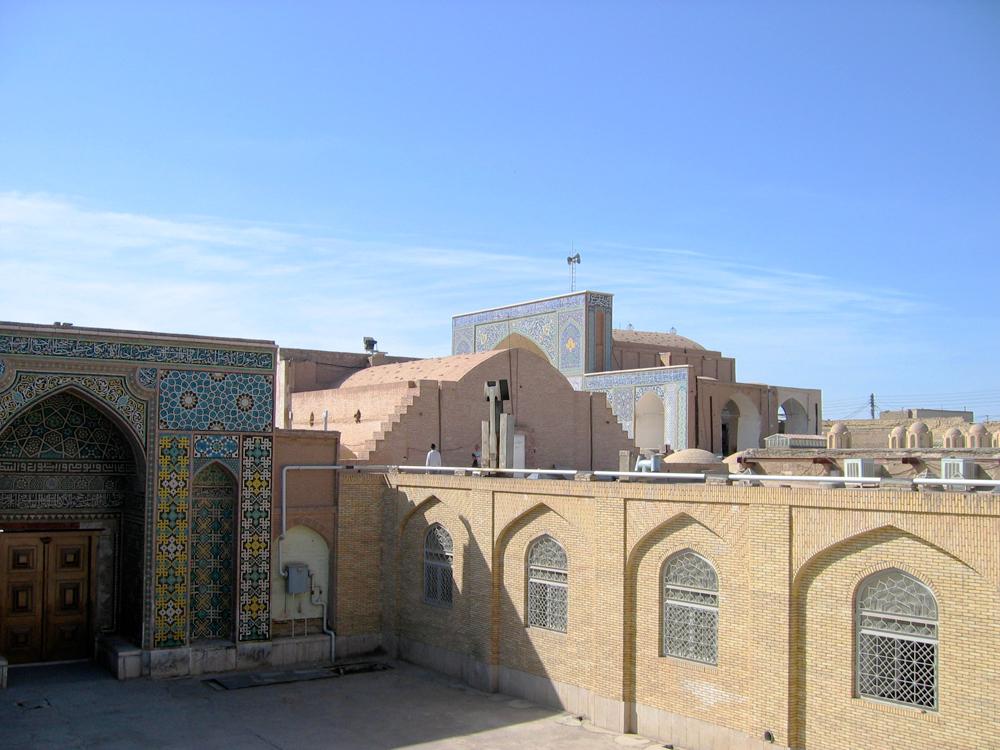 Mezquita-Imam-Jomeini