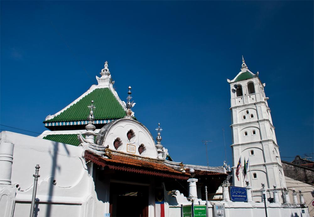 Mezquita-Kampung-Kling