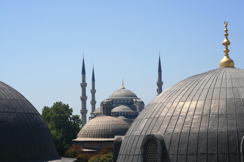 Tres mujeres en Estambul