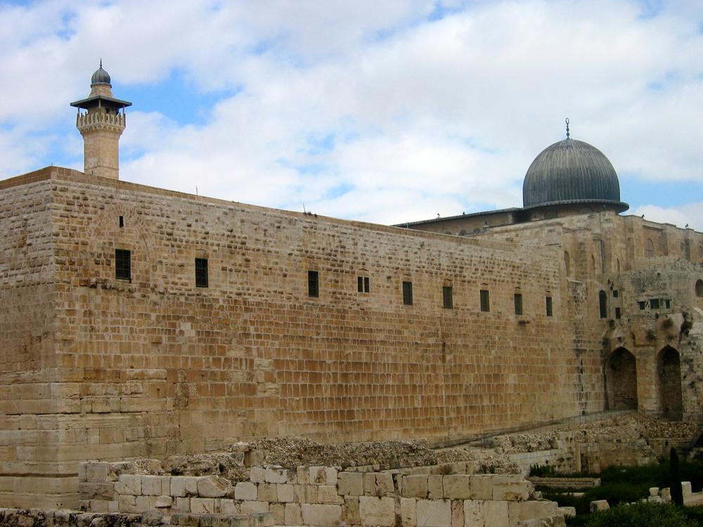 Mezquita-de-Al-Aqsa-desde-el-otro-lado-del-muro