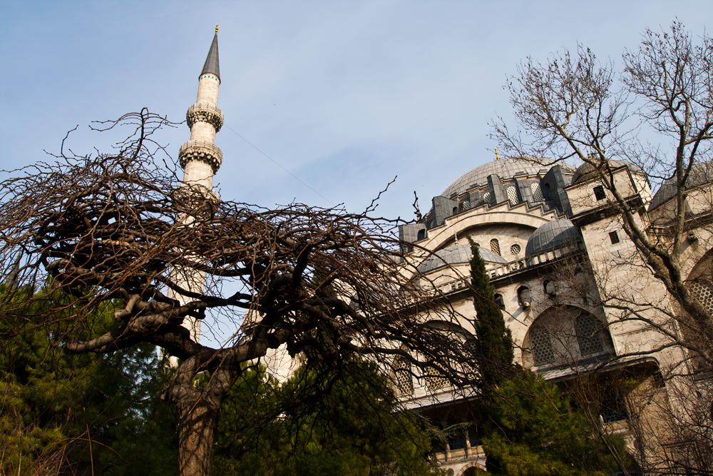 Mezquita-de-Beyazit