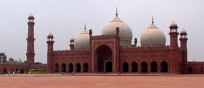 Mezquita de Lahore
