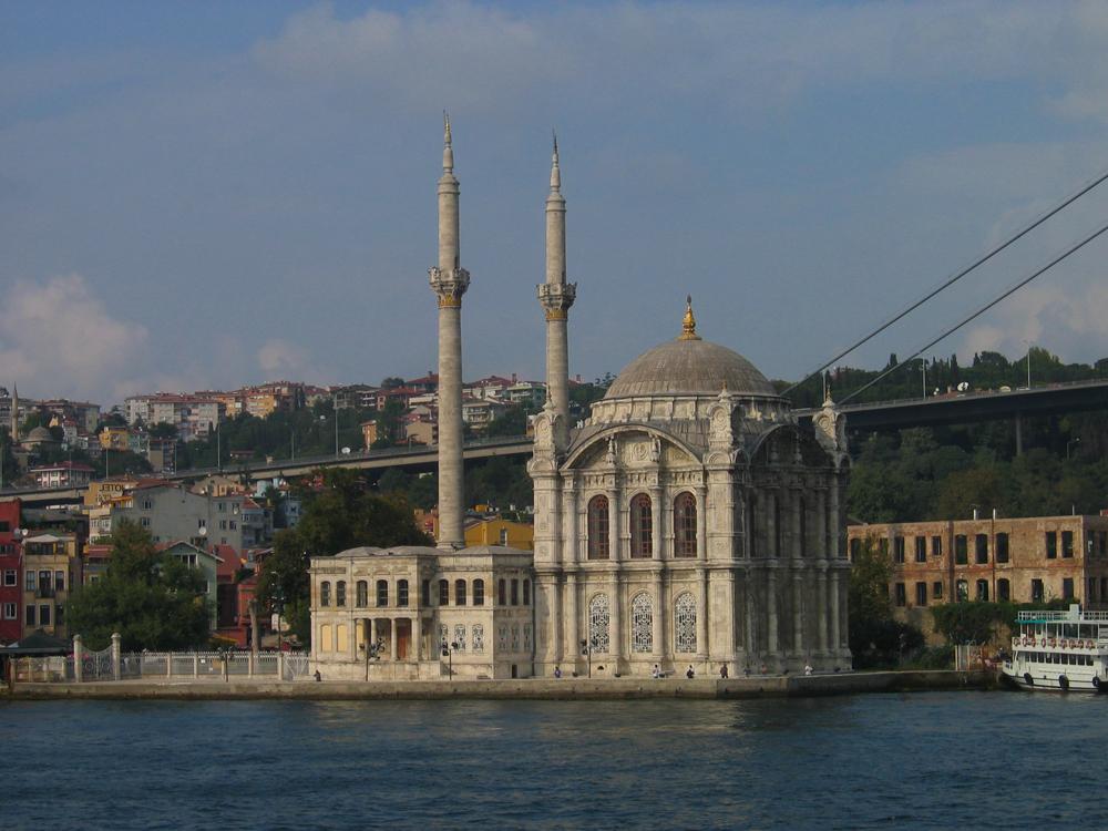 Mezquita-de-Ortakoy