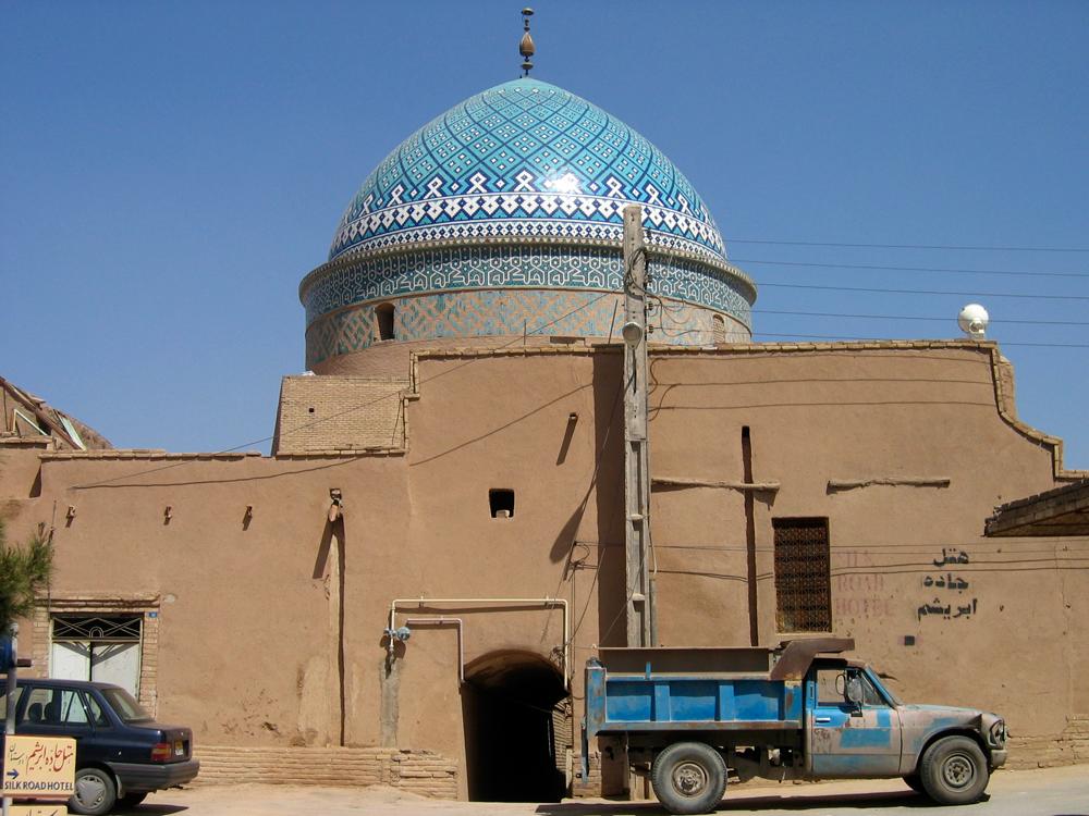 Mezquita-de-Yazd-II