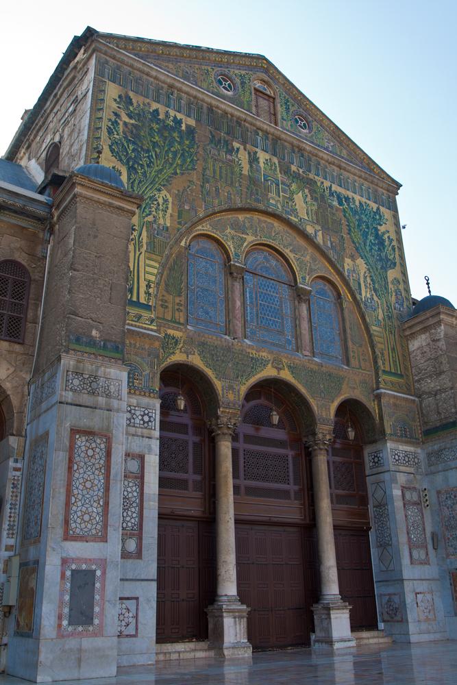 Mezquita-de-los-Omeyas