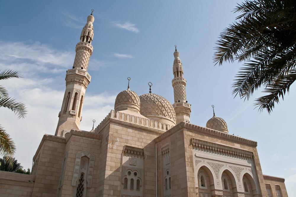 Mezquita-en-Dubai