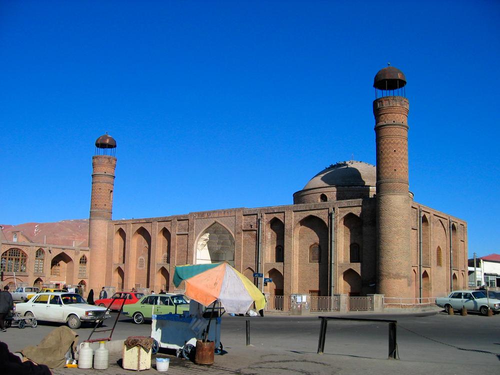 Mezquita-en-Tabriz