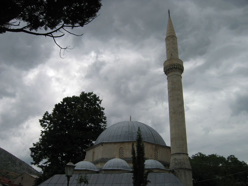 Mezquita-otomana