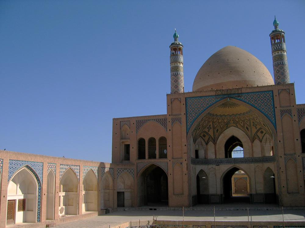 Mezquita-y-Madrasa-Agha-Bozorg-II