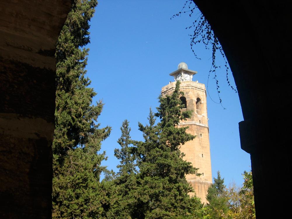 Minarete-de-Ulu-Cami