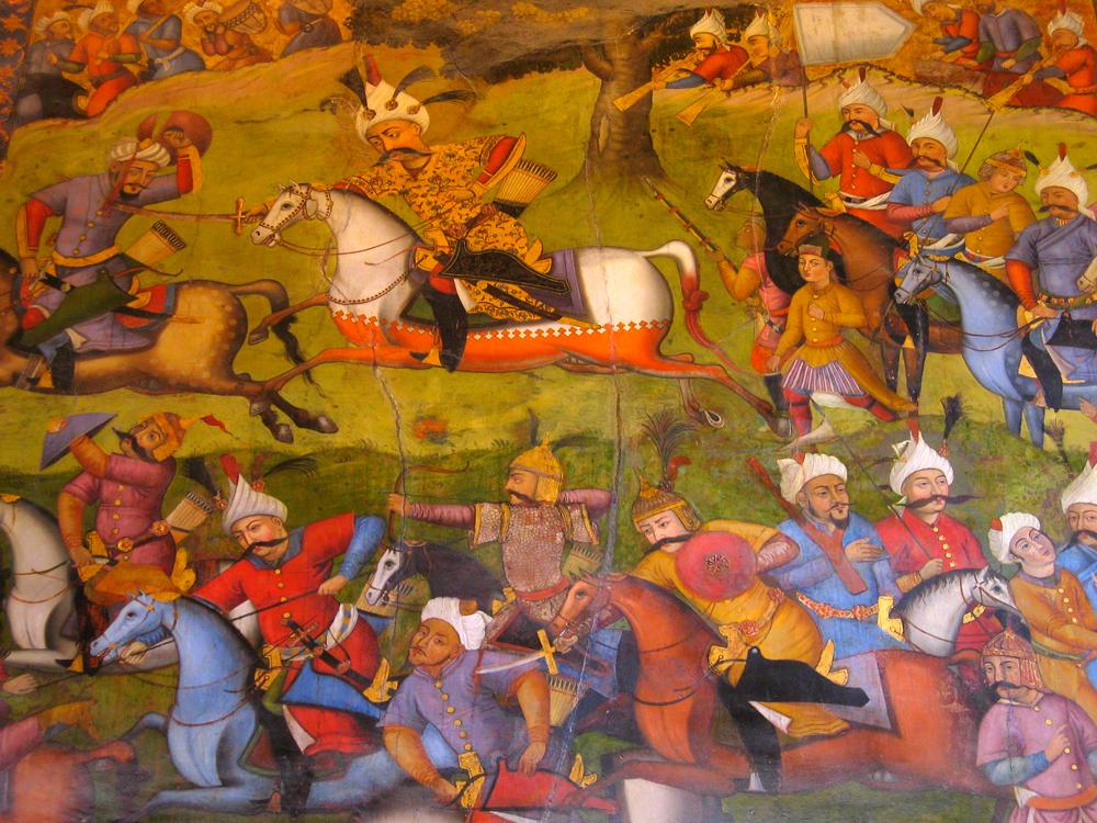 Miniaturas-del-Palacio-Chehel-Sutun-IV