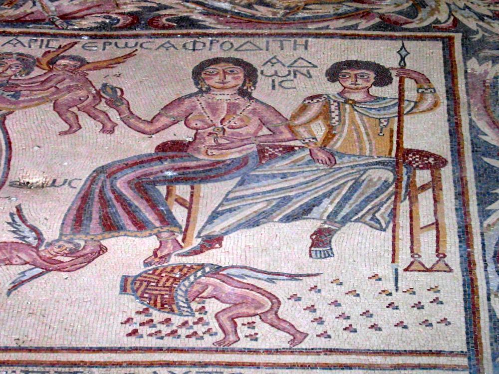 Mosaico-de-una-villa-en-Madaba-IV