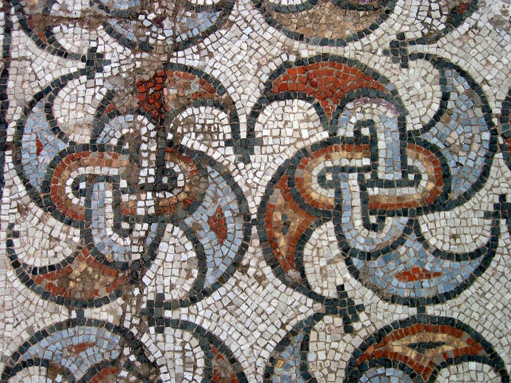 Mosaico-en-Sardes-III