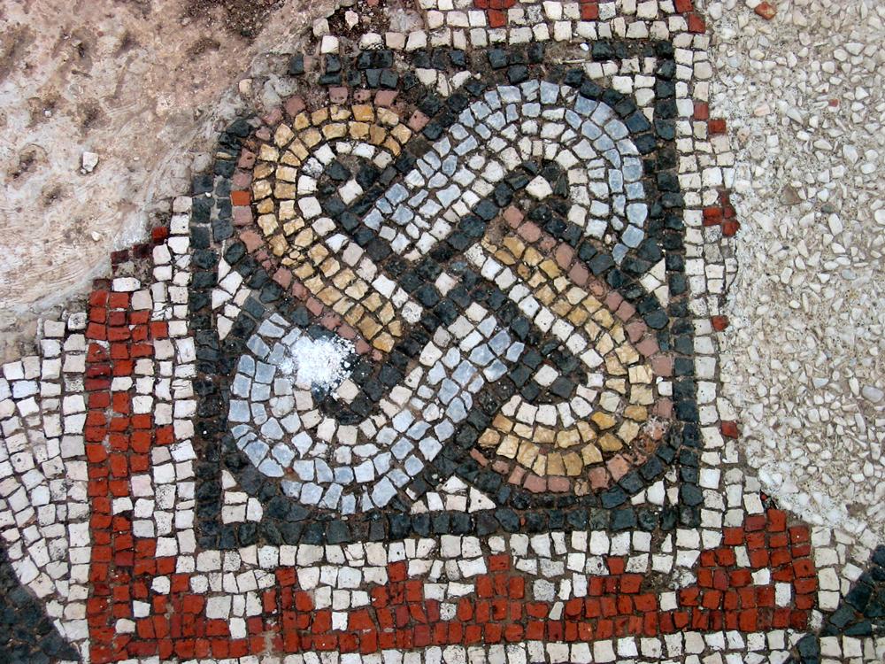 Mosaico-en-Sardes