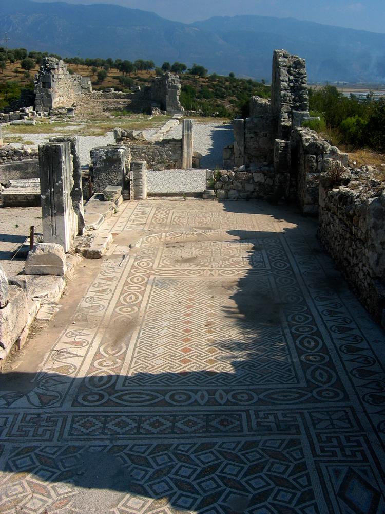 Mosaico-en-Xantos