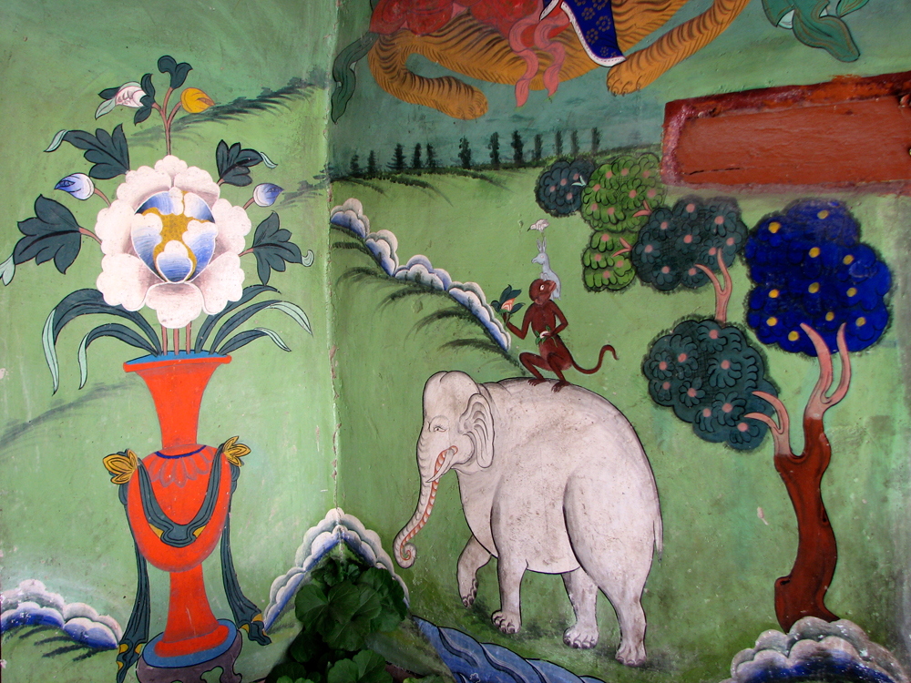 Mural-en-monasterio
