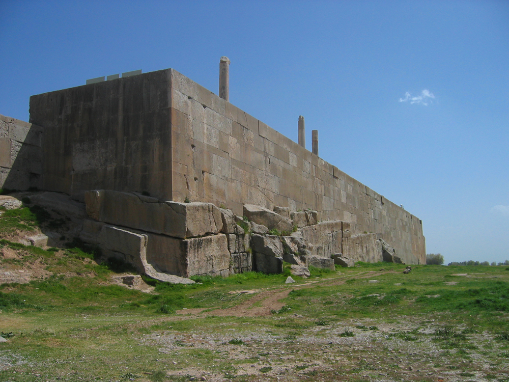 Muralla-de-Persepolis