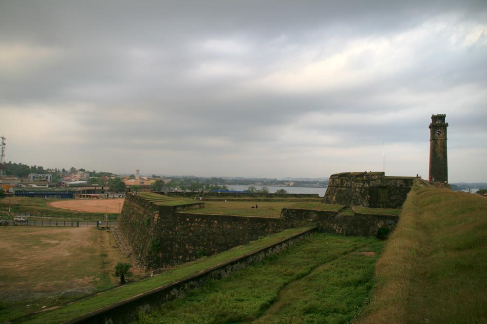 Murallas-de-Galle