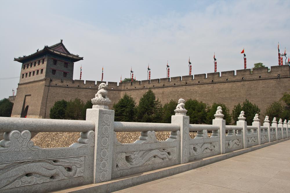 Murallas-de-Xian
