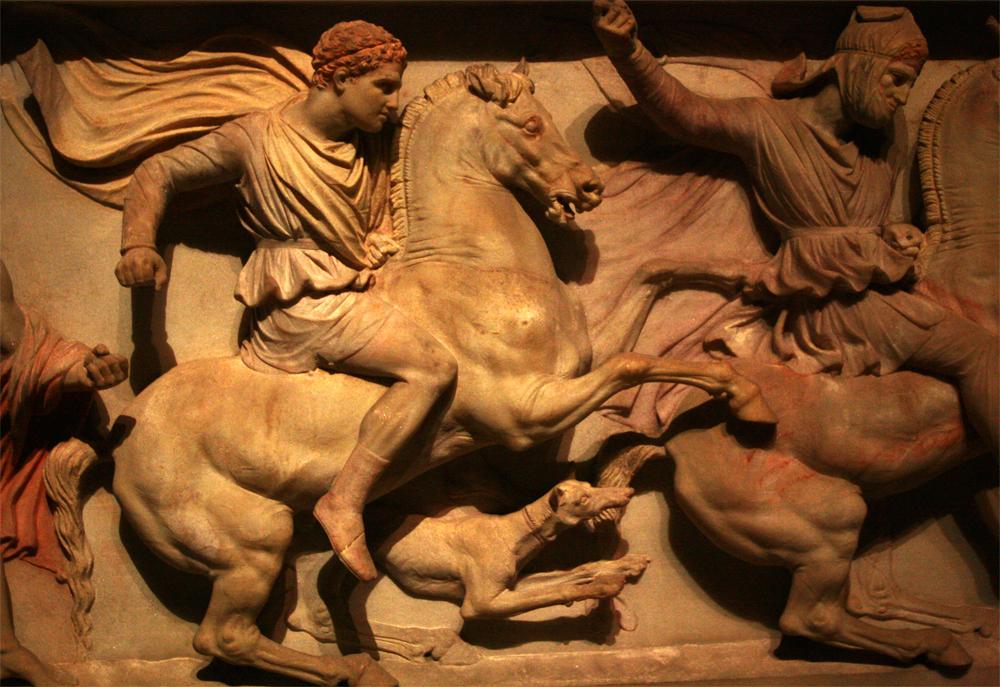 Museo-arqueológico-sarcófago-de-Alejandro-Magno-II