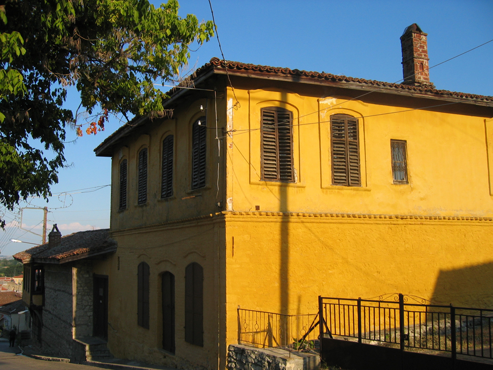 Museo-de-la-seda-en-Soufli