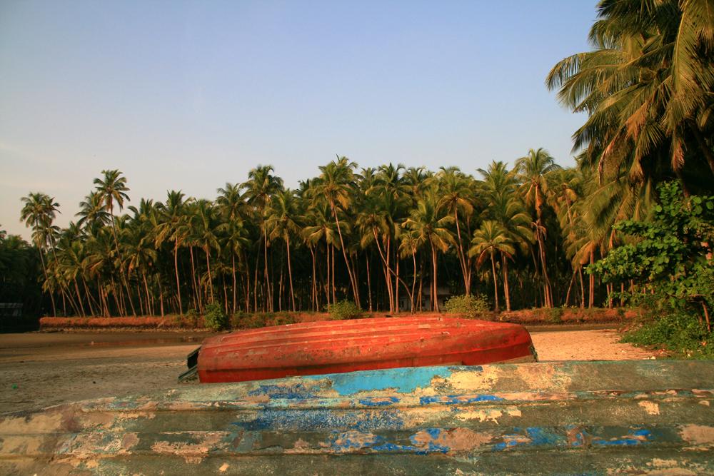 Playas deserticas de Kerala