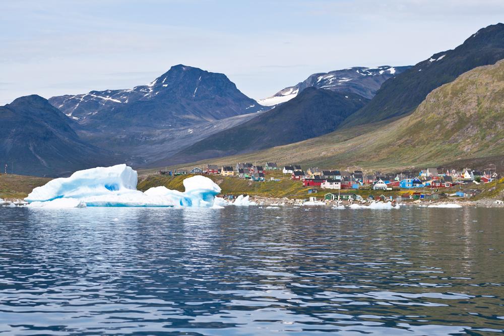 Narsak-e-Iceberg