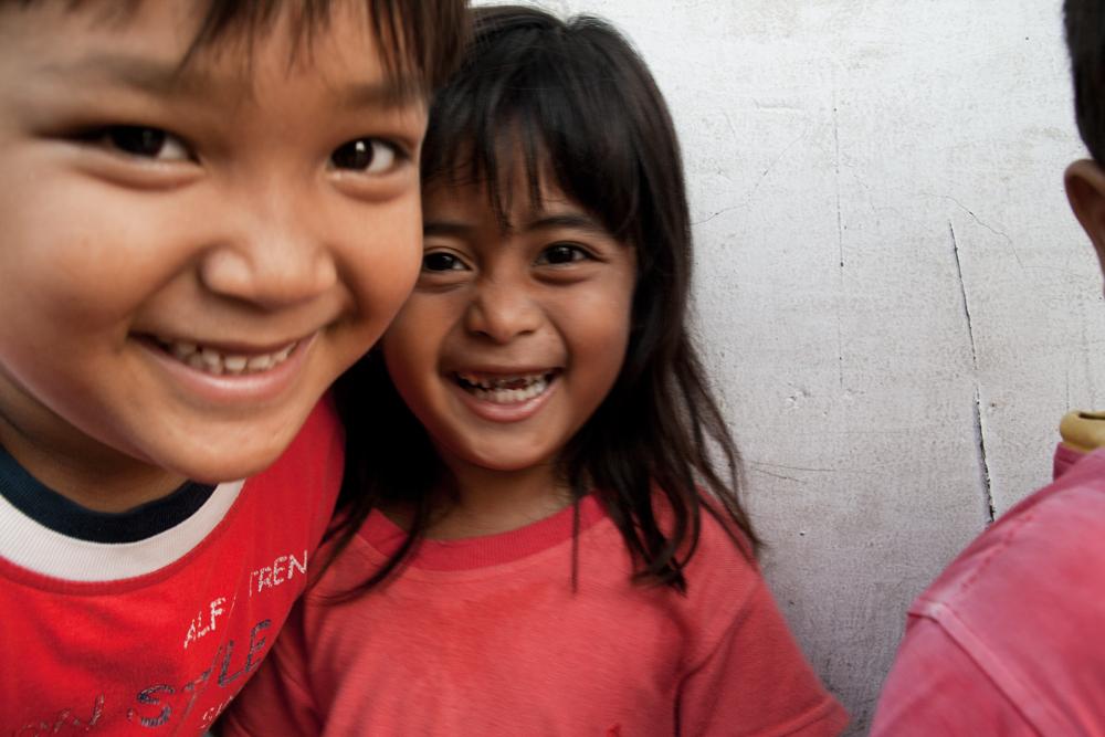 Niños-sonrientes