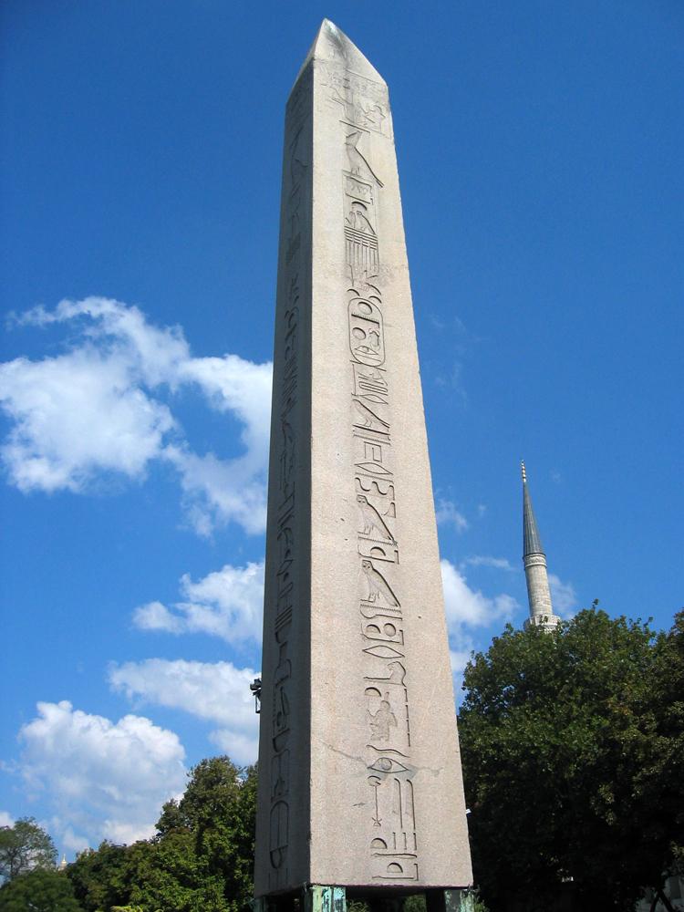 Obelisco-Egipcio