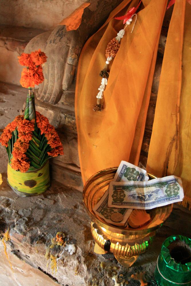 Ofrendas-a-Buda