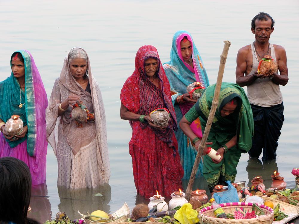 Ofrendas-al-Ganges