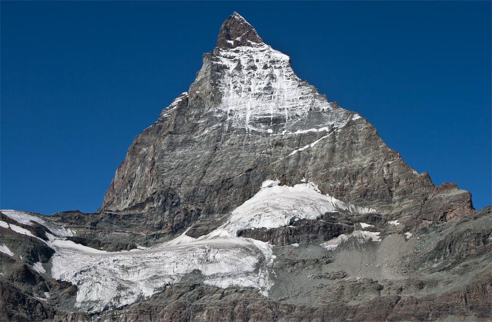 Eiger y Cervino