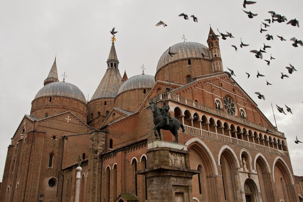 Padua - Basilica-de-San-Antonio