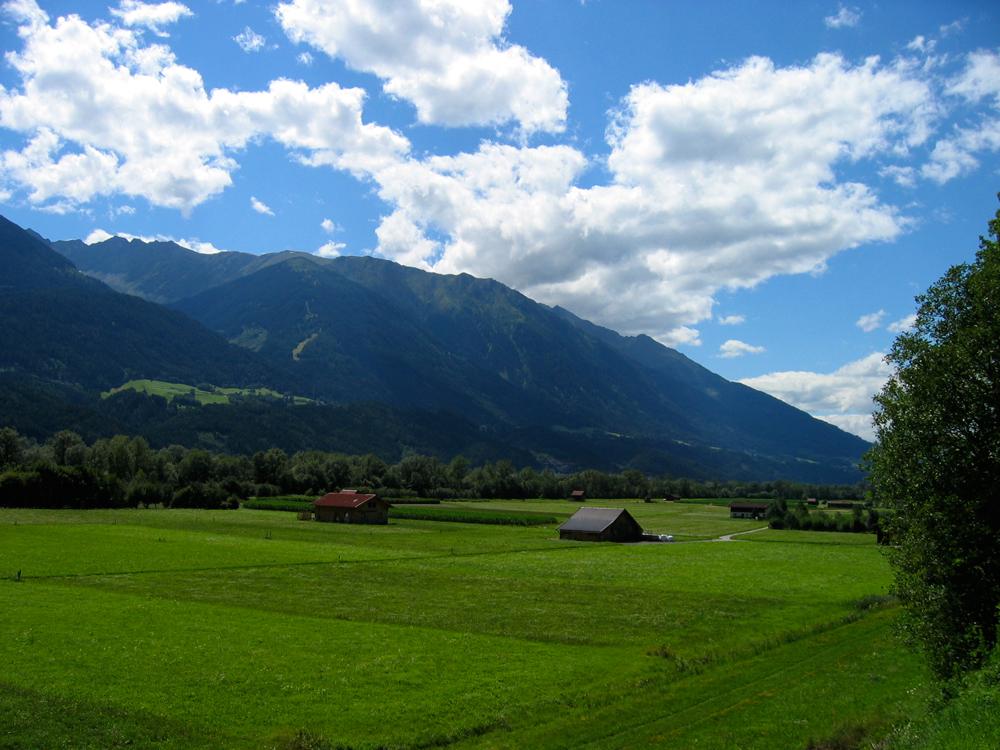 Paisaje-Tirolés