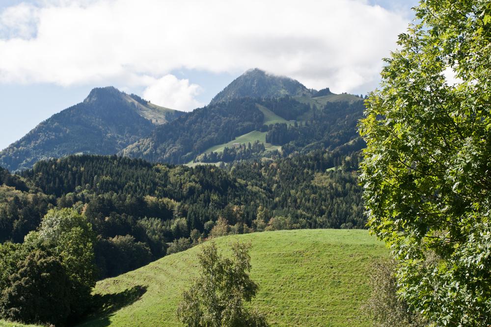 Paisaje-alpino