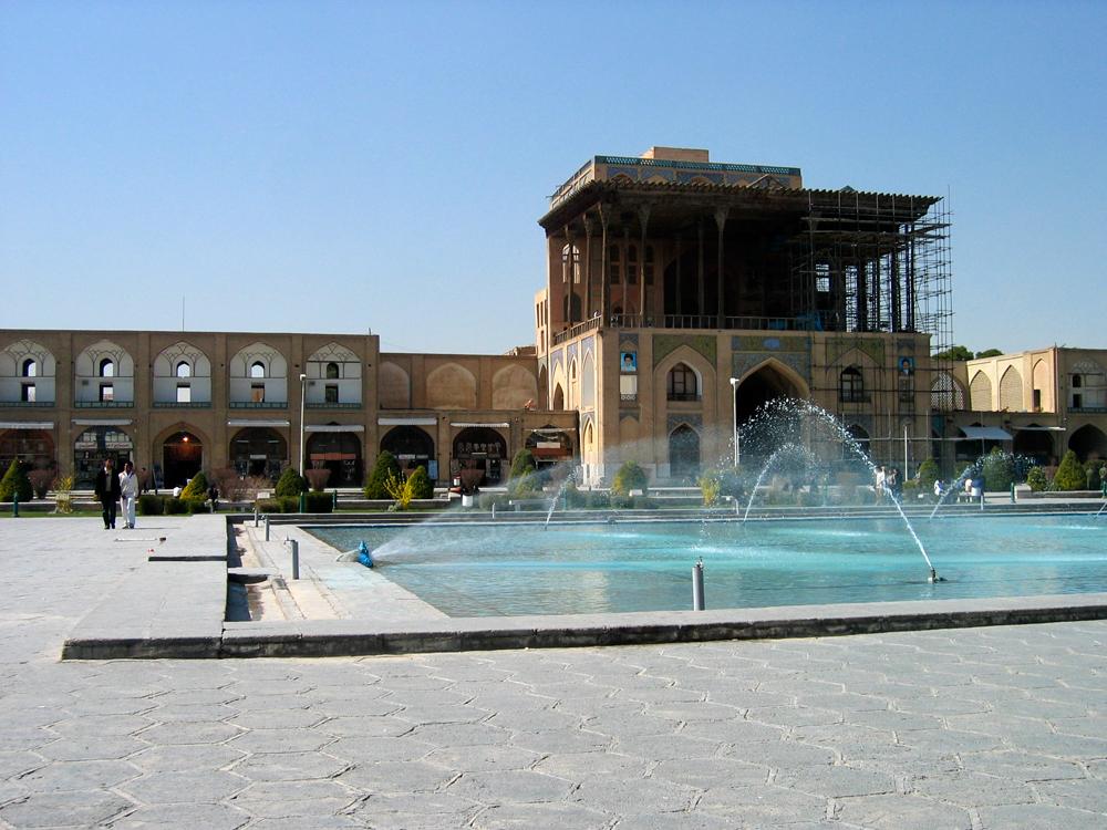 Palacio-Ali Qapu