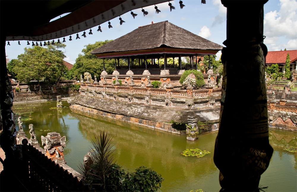 Palacio-Puri-Semarapura-en-Klungkung