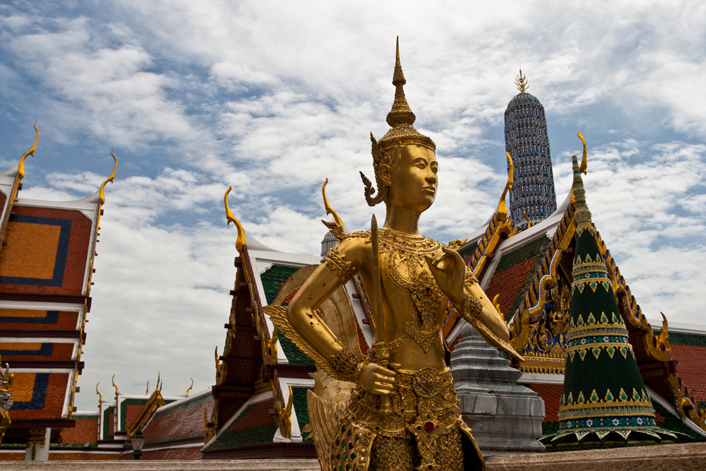 La Bangkok monumental