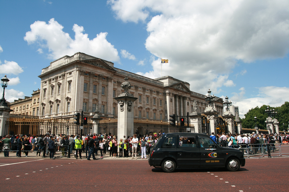 Palacio-de-Buckingham