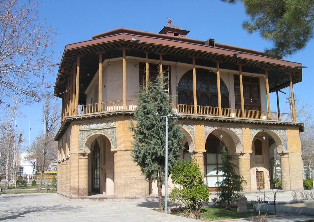 Palacio-de-Chehel-Shutun