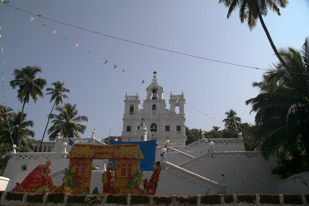 Catolicismo portugués en Old Goa