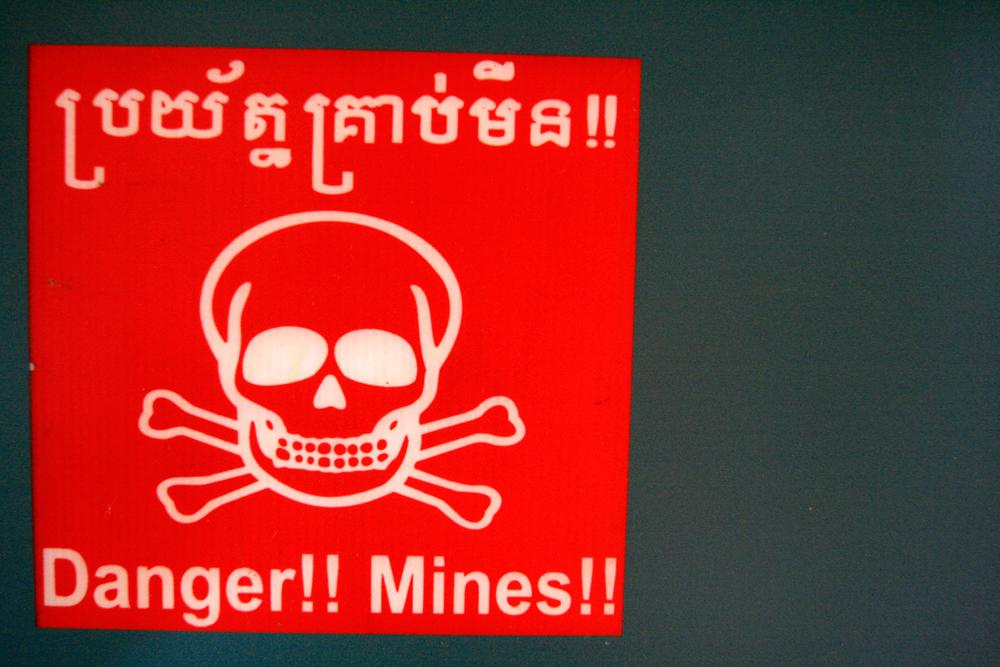 Peligro-minas