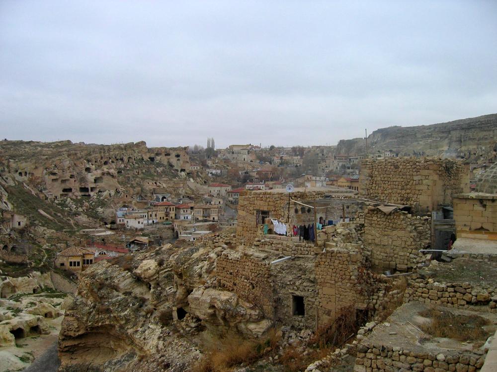 Pequeño-pueblo-en-la-Capadocia-II