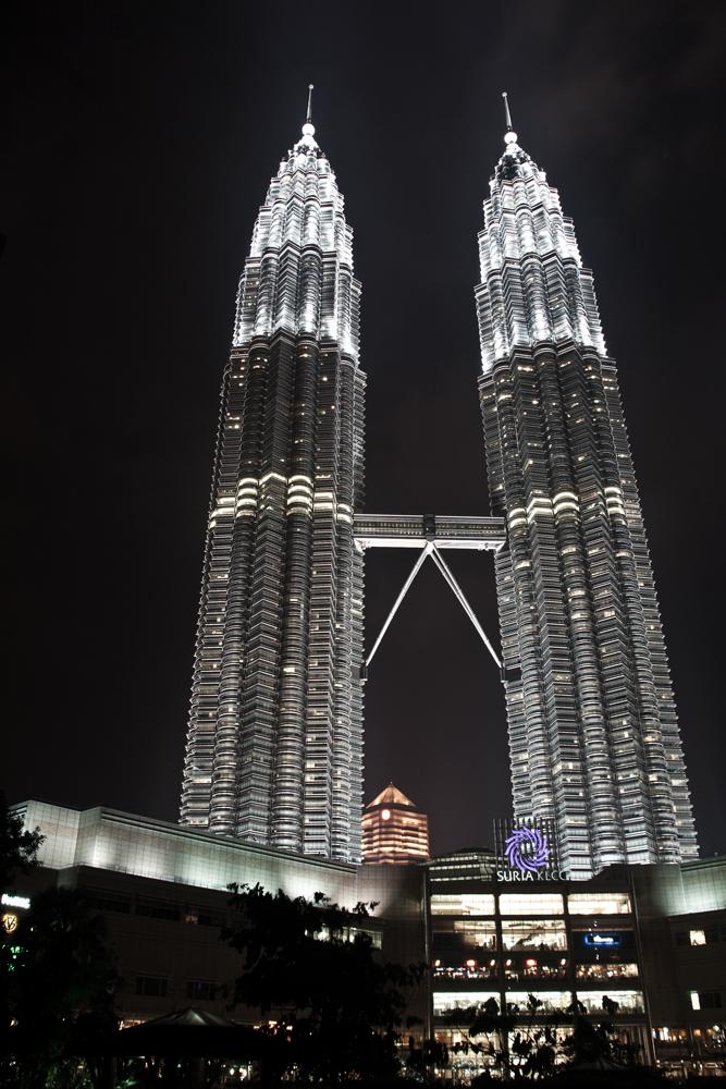Petronas-Iluminadas