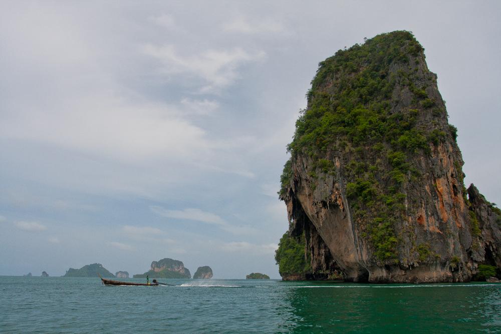 Paseo entre cien islas