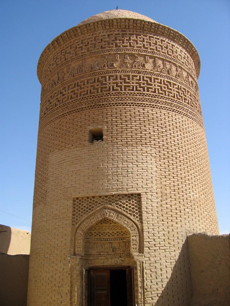 Pir-e-Amdar-de-Damghan