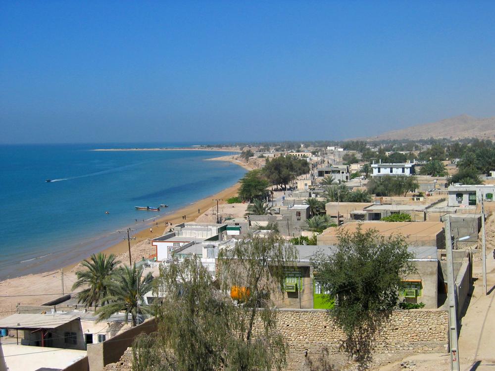 Playa-de-Bandar-e-Taheri